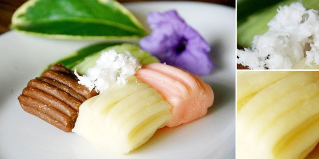 M.Vemale.com: Kuliner Resep Makanan - 10 Resep Jajanan Pasar Tradisional