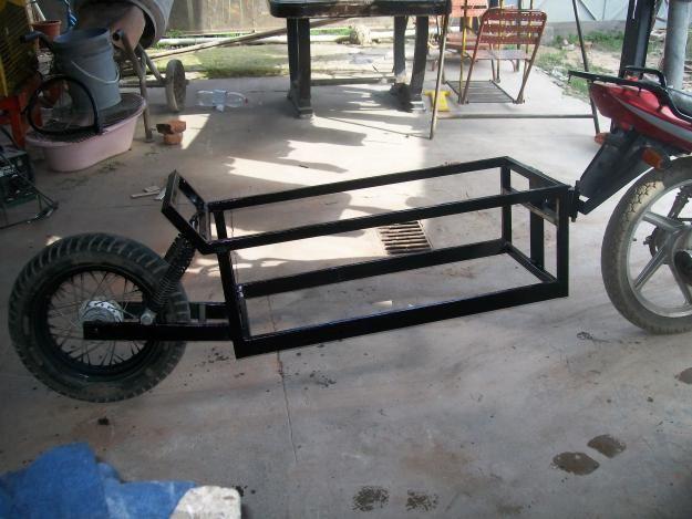 carrito para moto de una rueda - Santa Fe - Motos - norte - rueda ...