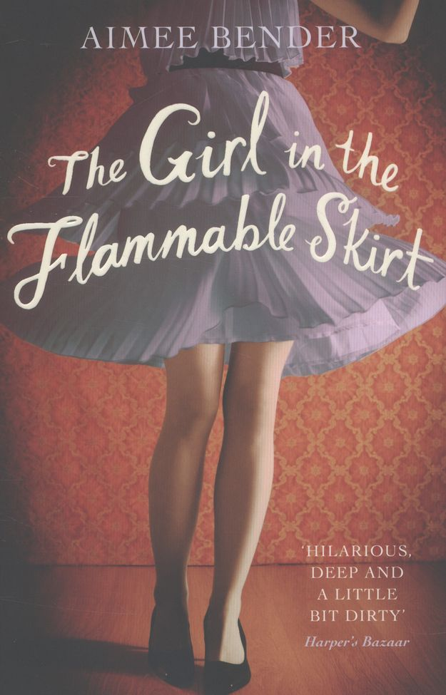 The Girl in the Flammable Skirt by Aimee Bender - another contemporary American writer whose genre-bending stories — often with young female protagonists — live in the same magical zone of mystery and feelings that much of the best YA dwells.