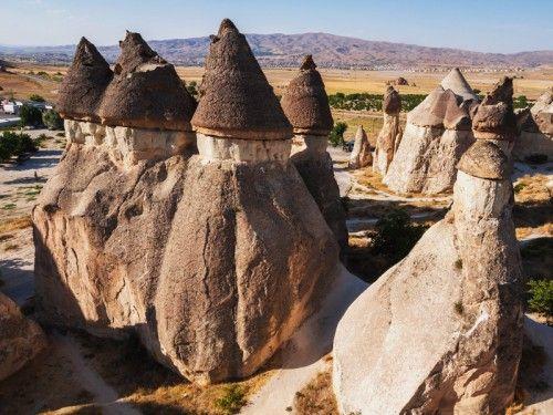 Camini delle Fate -  Cappadocia - Turchia