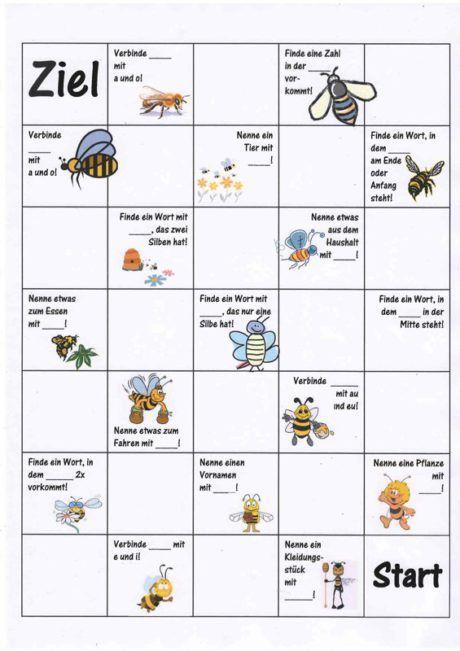 Spiele Biene