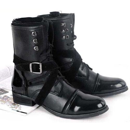 Aldo Vianello Black Suede Shoe Buy