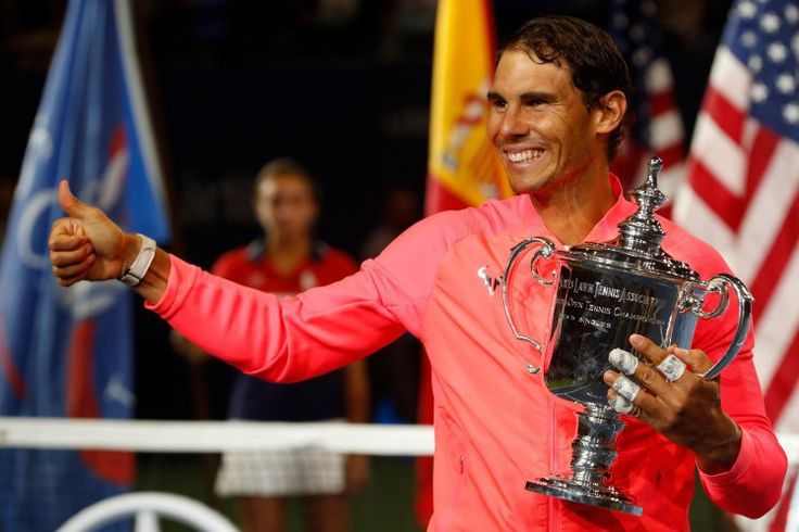Jim Courier: Rafael Nadal can overtake Roger Federer because the GOAT after US Open triumph Can Nadal catch Federer? (Picture: REUTERS) Jim Courier has backed Rafael Nadal to have a great chance overtake Roger Federer at the top of the Grand Slam leaderboard after clinching his 16th major title. Rafael Nadal storms to 16th Grand Slam title with dominant US Open triumph The four-time major winner believes Nadal has time on his side in order to catch the Swiss' haul of 19 Slams, while he also…