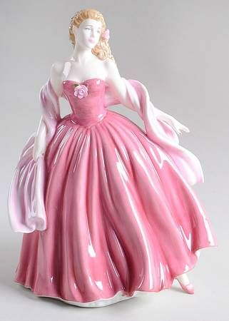 Treasured Moments - No Box Nb1626 in Royal Doulton Figurine by Royal Doulton