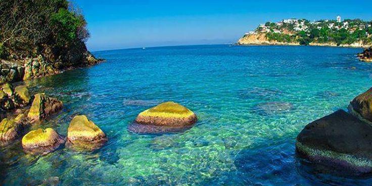¡Playas casi vírgenes que seguro no conocías de Acapulco!