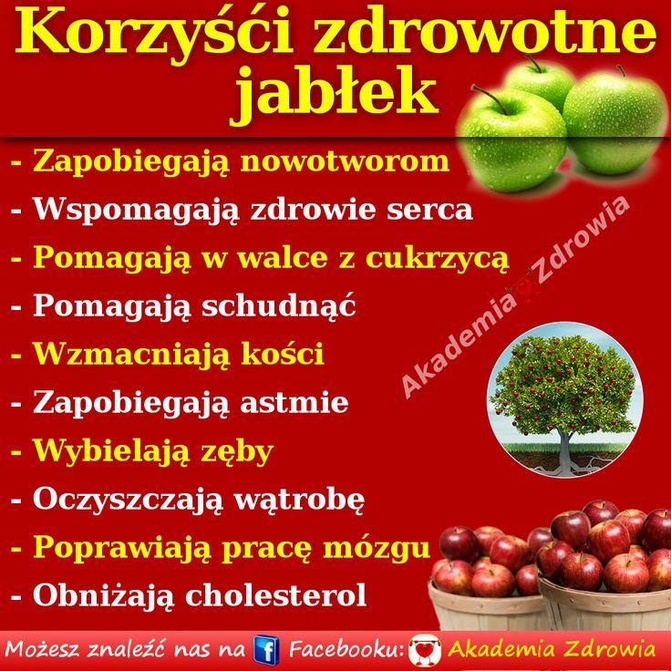 Korzyści zdrowotne jabłek - Zdrowe poradniki