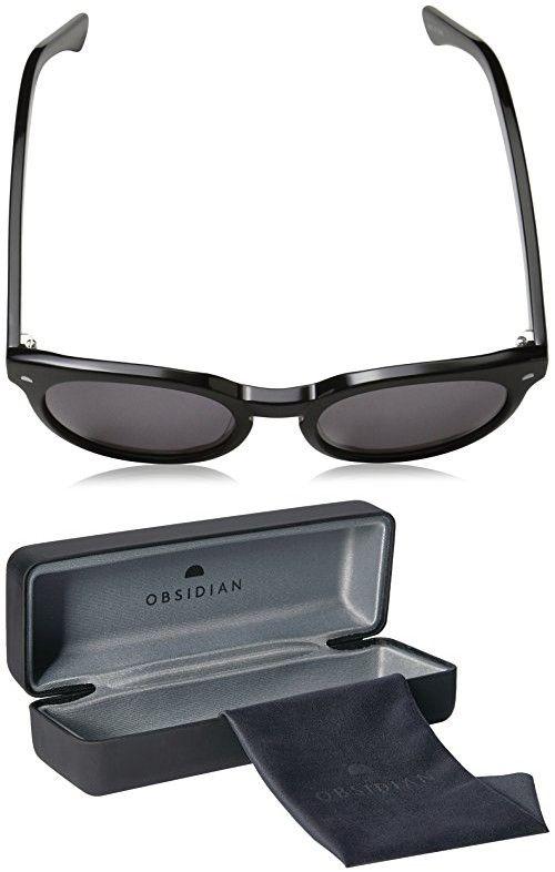 31e28388a7f Obsidian Sunglasses for Women or Men Retro Round Frame 08 ...