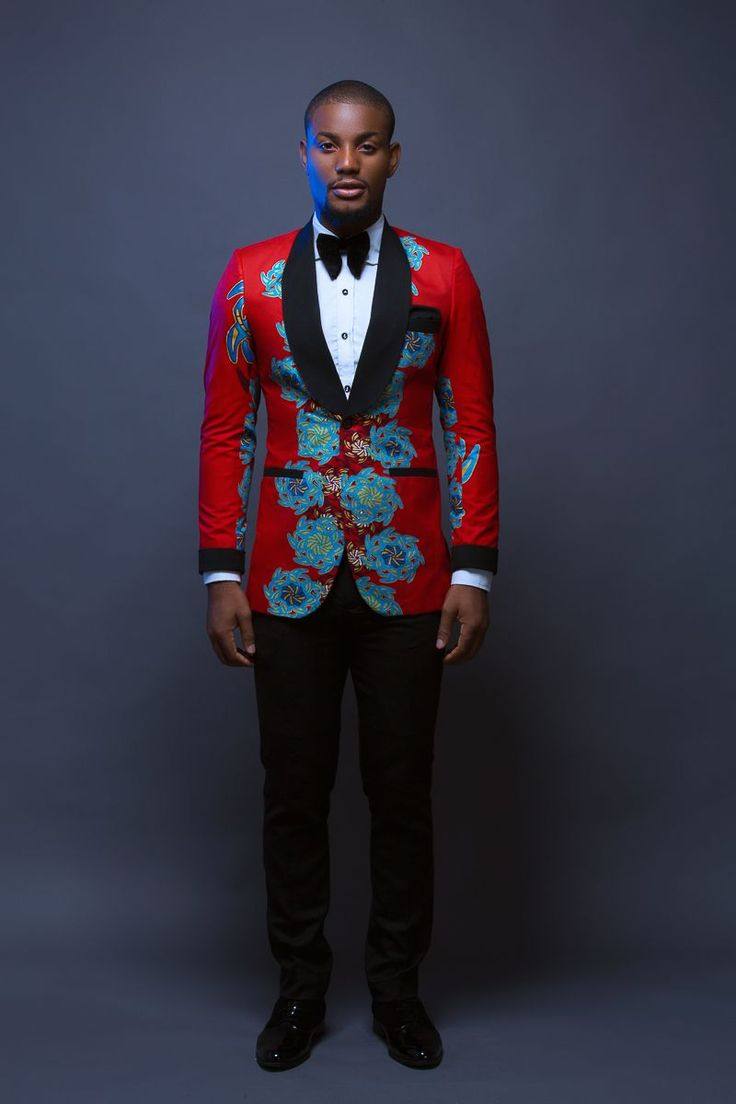 "Alexx Ekubo, Beverly Osu, Ik Ogbonna & More Rock Bold Prints & Colours in Jason Porshe's ""Bella Vista"" Collection 