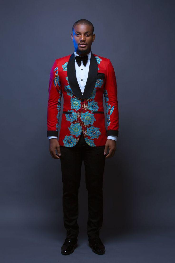 "Alexx Ekubo, Beverly Osu, Ik Ogbonna & More Rock Bold Prints & Colours in Jason Porshe's ""Bella Vista"" Collection   FashionGHANA.com: 100% African Fashion"