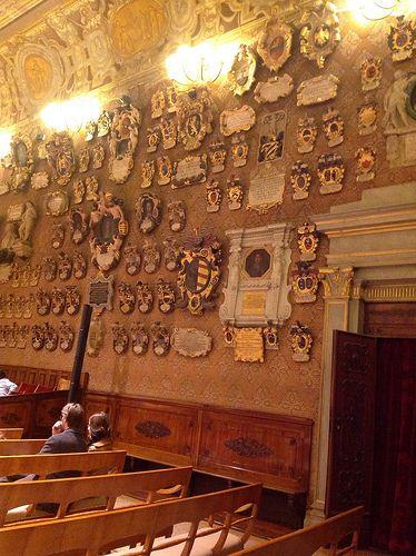 MSC UNIPD Aula magna dell'Univ. di Padova 30 aprile 2013