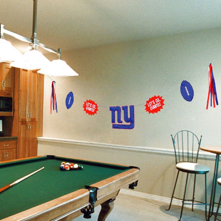 New York Giants Team Celebration Banner - $18.04