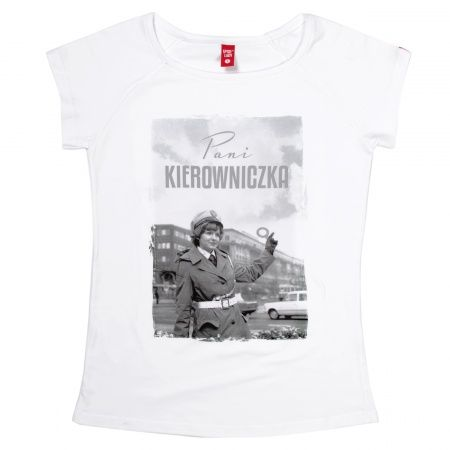 Rarytas pośród koszulek bawełnianych, duma i oczko w głowie Pani Kierowniczki. Dla wszystkich kobiet, które trzymają władzę, rządzą i wydają polecenia.