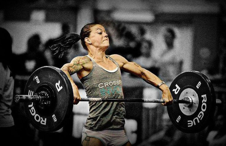 Christmas Abbott Crossfit Olympic Lifting