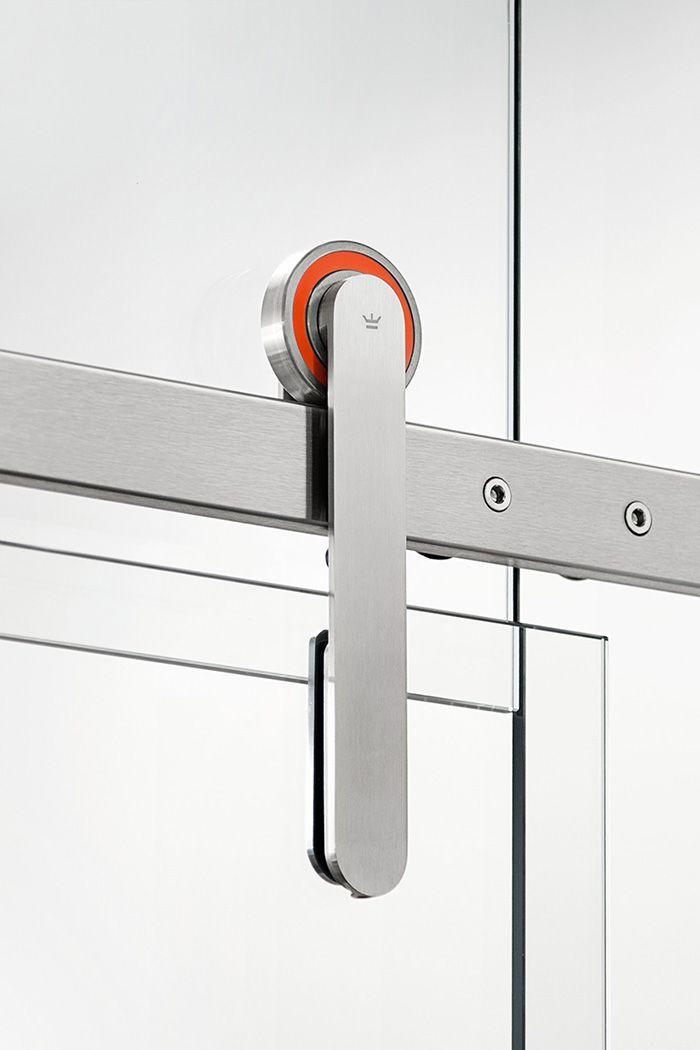 227 best Portes coulissantes images on Pinterest Sliding doors - fixation rail porte coulissante