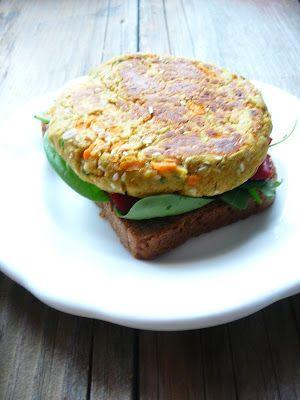 Delicious blog: Cizrnové burgery