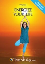 The Ananda Yoga Series Volume 2 - Energize Your Life DVD