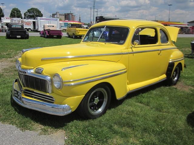 1948 Mercury Coupe Dream cars, Custom cars, Mercury cars