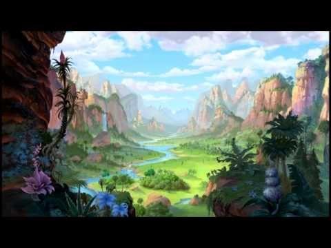 Le Petit Dinosaure - La Vallée des Merveilles