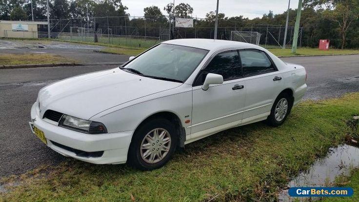 2000 Mitsubishi Magna  Advance #mitsubishi #magna #forsale #australia