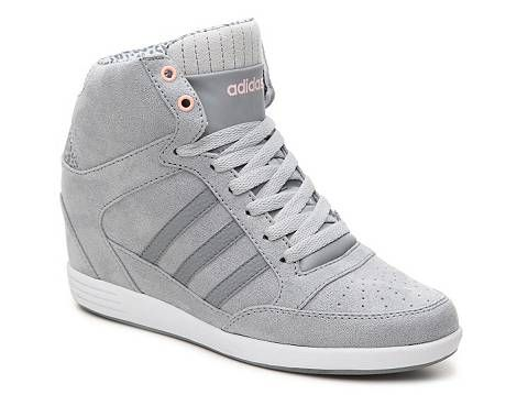 f024d990e9f1  they shall be mine!  adidas NEO Super Wedge Sneaker - Womens