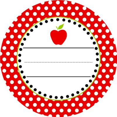 FREE DOWNLOAD: Back to School Party & Teacher Supplies - Dimple Prints