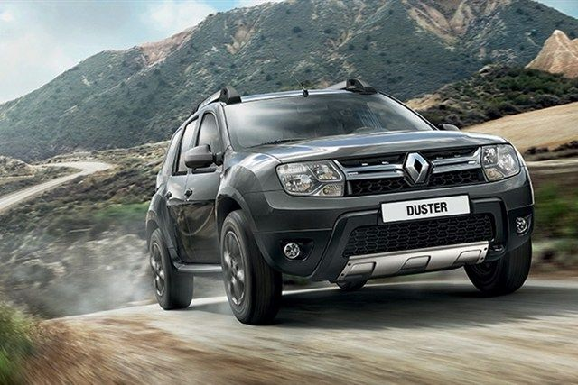 Renault Duster - the only SUV you need