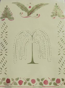 Welcome To Vintage New England Stenciling Fine Art Based On Early American Design