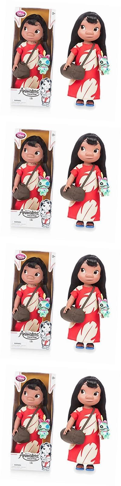 Lilo and Stitch 44035: Animators Collection Lilo Doll - Lilo And Stitch - 16 - New -> BUY IT NOW ONLY: $55.46 on eBay!