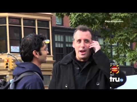 "Impractical Jokers Season 3 Episode 7 ""Scarytales"" - YouTube"