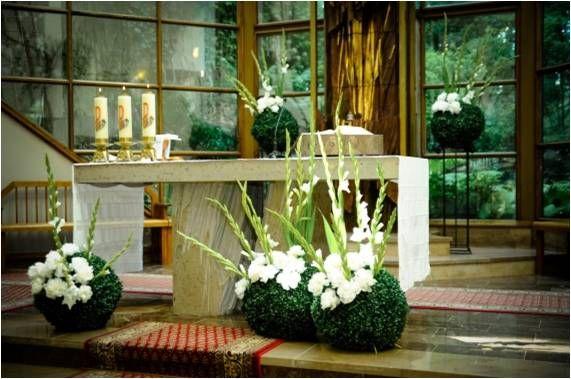 abcslubu.pl - Pomysły na dekoracje kościoła i sali weselnej