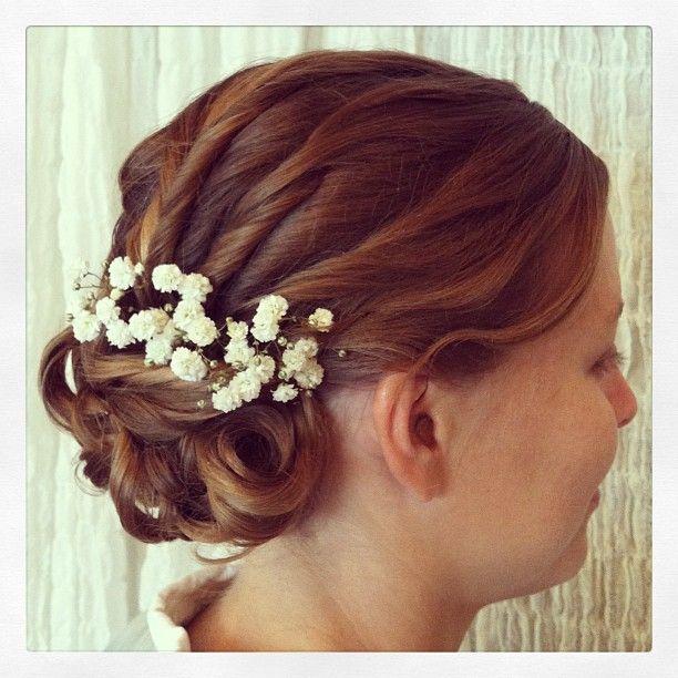 #bridal #updo #wedding #hair #beauty