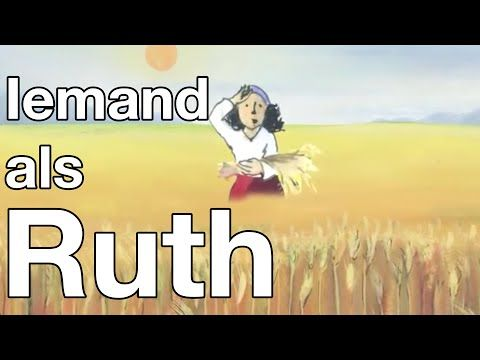 Iemand als Ruth (met tekst) - Elly en Rikkert - YouTube