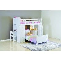 MANHATTEN Loft Bunk Bed - Super Amart, Adelaide, South Australia, Australia