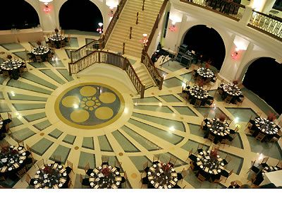 Rotunda Building Oakland East Bay wedding location reception venue