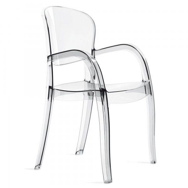 Chaise design transparente pas cher Joker  http://www.homelisty.com/chaise-design-pas-cher/