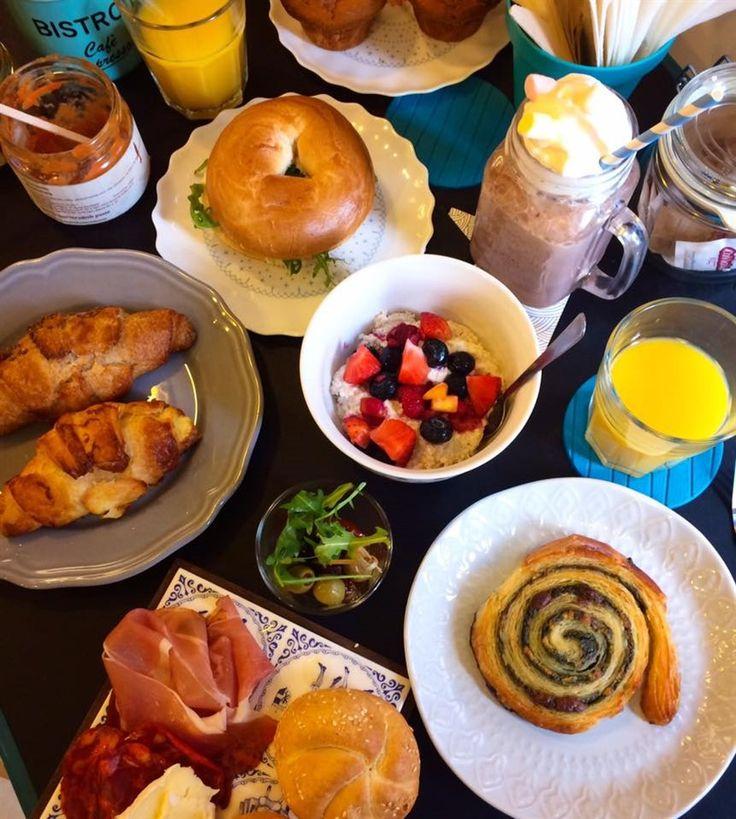 Kiskifli - színes kis reggeliző kuckó a szürke hétköznapokra - Breakslow
