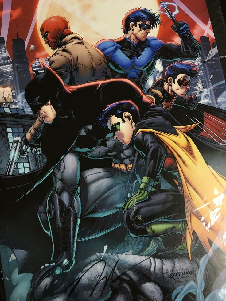 5646 best images about Batfamily on Pinterest | Robins ... Nightwing And Red Robin