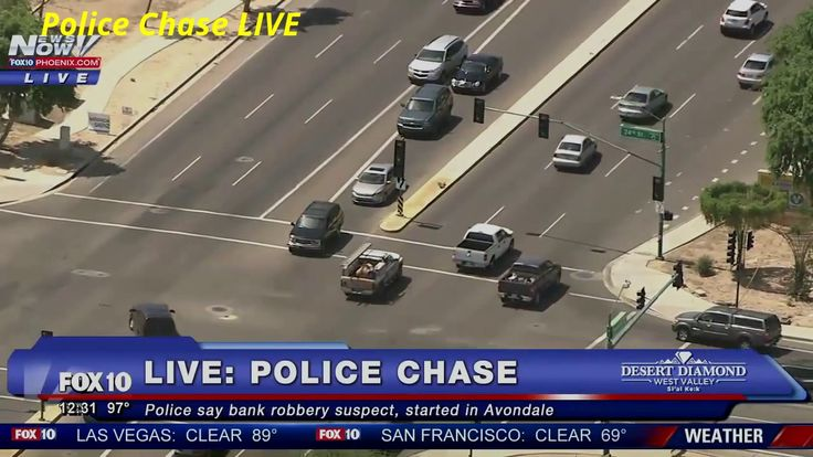 ★ GRAPHIC ENDING To Phoenix Police Chase Viewer Discretion IS ADVISED - ...