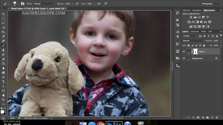 Fake blur and creamy warm photo using photoshop CC2015 TUTORIAL
