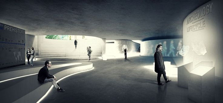 Winners of the Berlin Natural Science Museum Competition Revealed