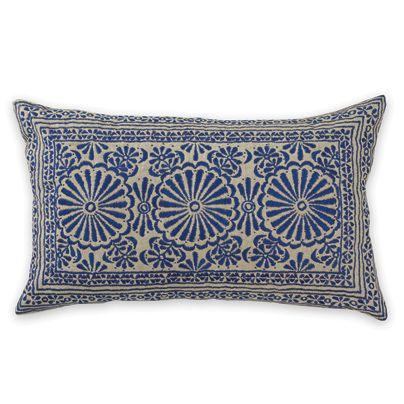 30x50cm Sari cushion Marine