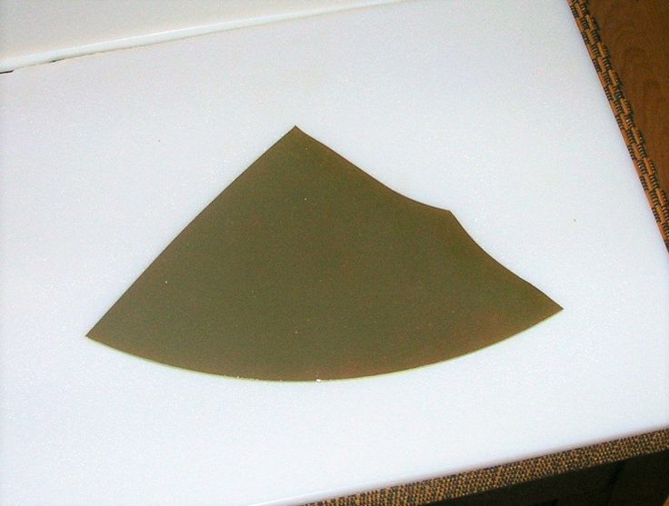 7 inch x 7inch triangle 96 coe clear back silver dichroic peice of glass for fusing by DingolayFusedGlass on Etsy