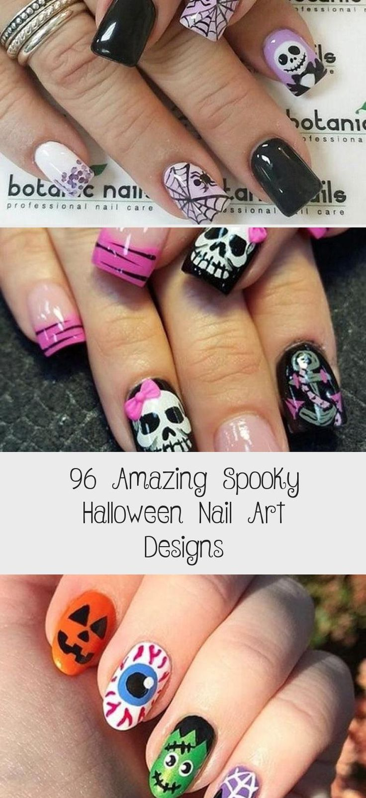 Hair Styles - in 2020 | Halloween nails diy, Halloween ...