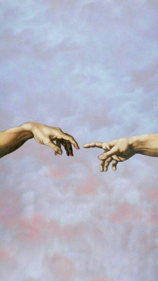 قناتي تلكرام Xj0 8 Reaching Hands Hands Aesthetic Wallpapers