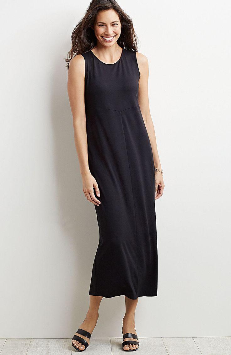 Wearever seamed long dress | Wear to Work