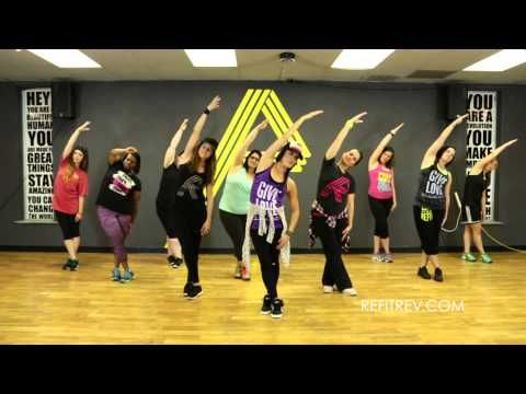 "ReFit Dance Fitness ""Chocolate"" Cardio Workout! - YouTube"