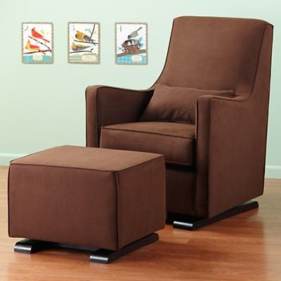 Luca Glider and Ottoman in brown by Monte Design is a modern nursery glider chair perfect & 24 best Monte Design For the Home images on Pinterest | Gliders ... islam-shia.org