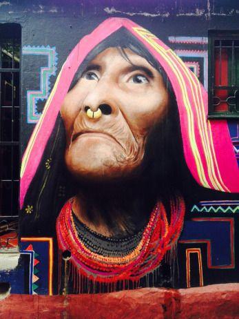 Bogota's Street Art – Look a Little Closer   livetravelgrow