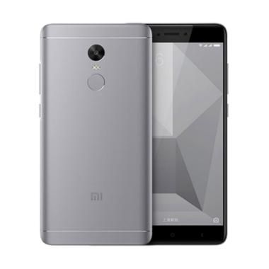 Jual Rp 1,854,000 Xiaomi Redmi Note 4X - Grey [16GB/3GB]