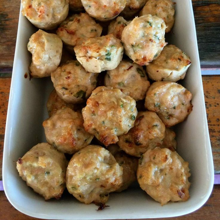 Recipe Aunty Ana's Chicken Balls by Channii - Recipe of category Starters